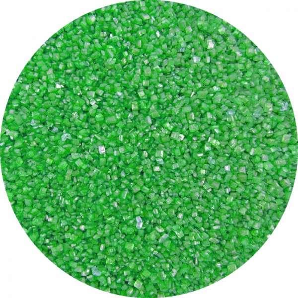 Kristallzucker Grün 1000g