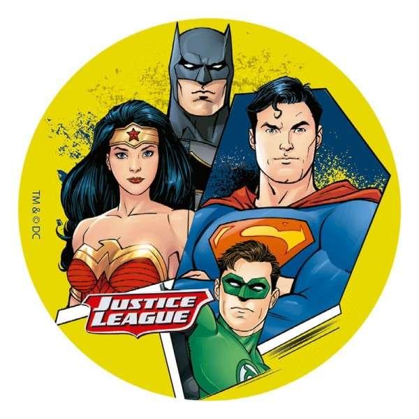 Zuckeraufleger Justice League
