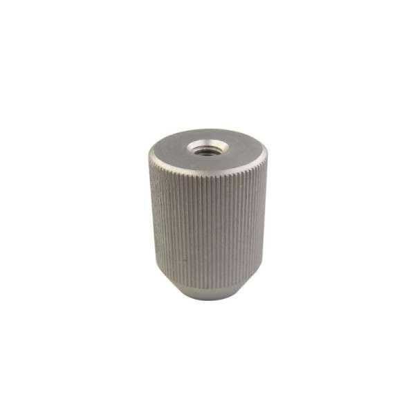 Mittelfuß mit Randel Ersatzfuß für Aluminium