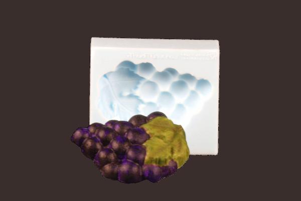 Silikonform Weintrauben