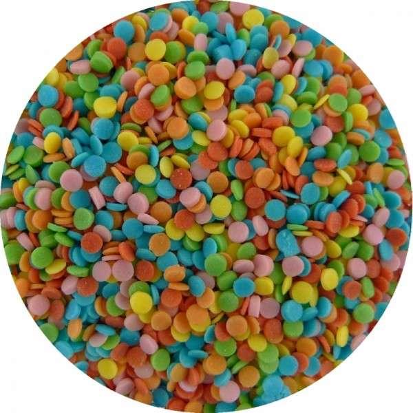 Zuckerkonfetti Bunt 700g