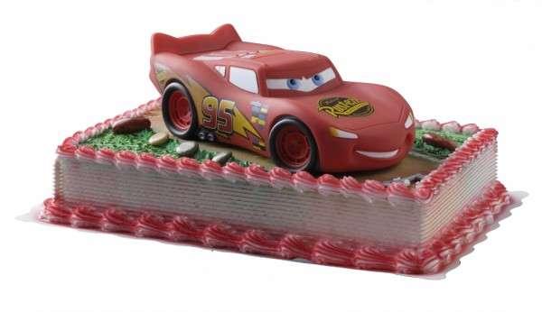 Tortendekoration Cars