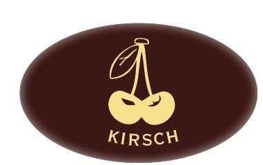 Tortendekoration Schokoladenaufleger Kirsch