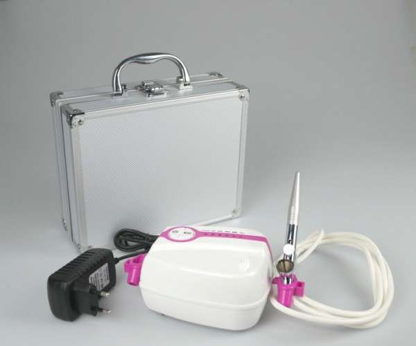 Airbrush Deco Set im Koffer