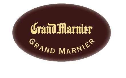 Tortendekoration Schokoladenaufleger Grand Marnier