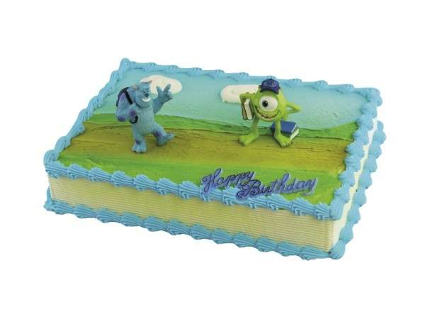 Motivtorte Monsters