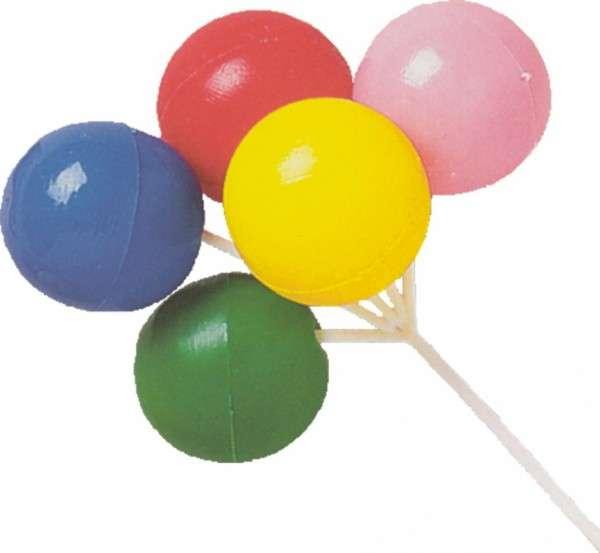 Tortendekoration Luftballontraube
