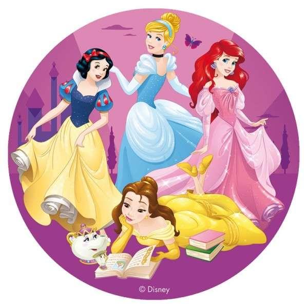 Tortenaufleger Disney Prinzessin