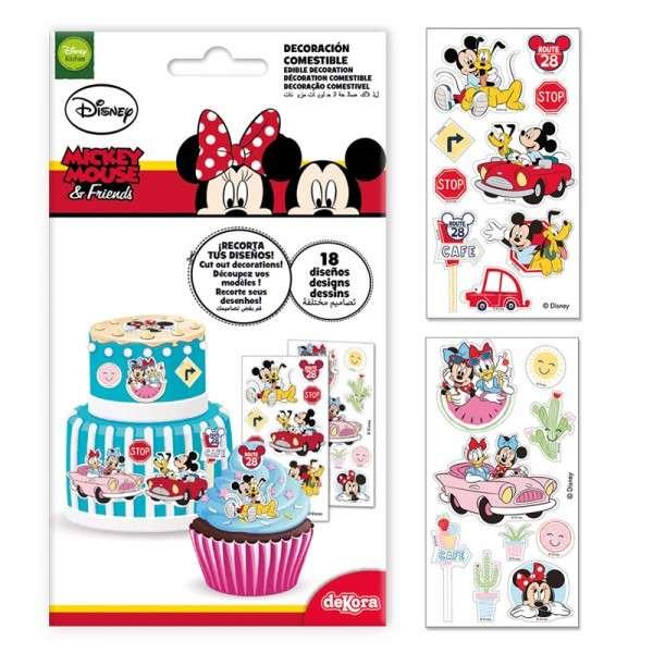 Mickey und Minnie Maus DE 231343