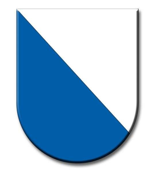 Zuckeraufleger Wappen Zürich