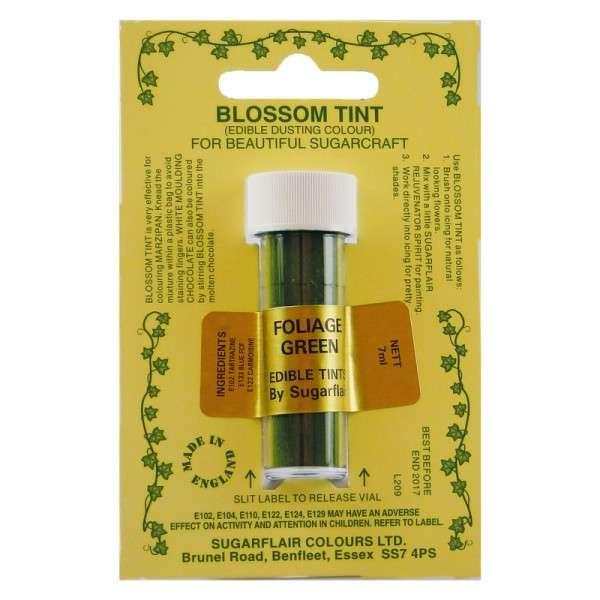 Blossom Tint-Blütenfarbe Foliage Green-Blattgrün Puderfarbe 7g