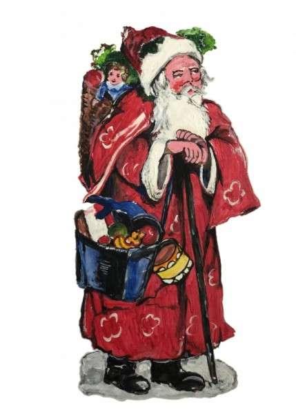 Esspapier Nikolaus 3 154 Stück