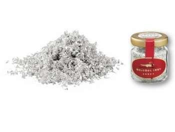 Silberpulver Gold Gourmet 1g