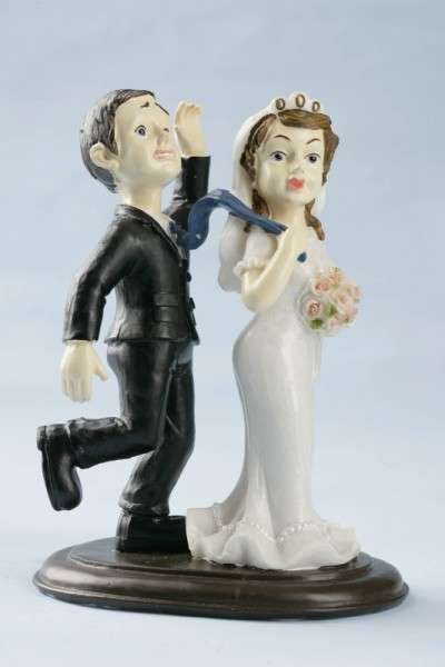 Hochzeitstorte Tortendeko Brautpaar
