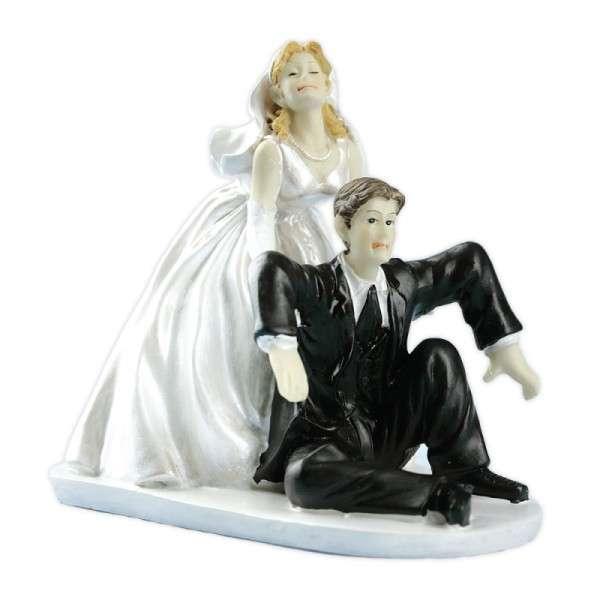 Hochzeitsfiguren lustig