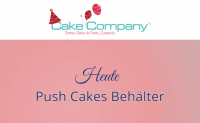 Push-Cake-Stick COXIMUS 8 Stück Füllhöhe 60x45mm