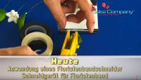 Bandschneider zum Teilen/Schneiden von Floristentape