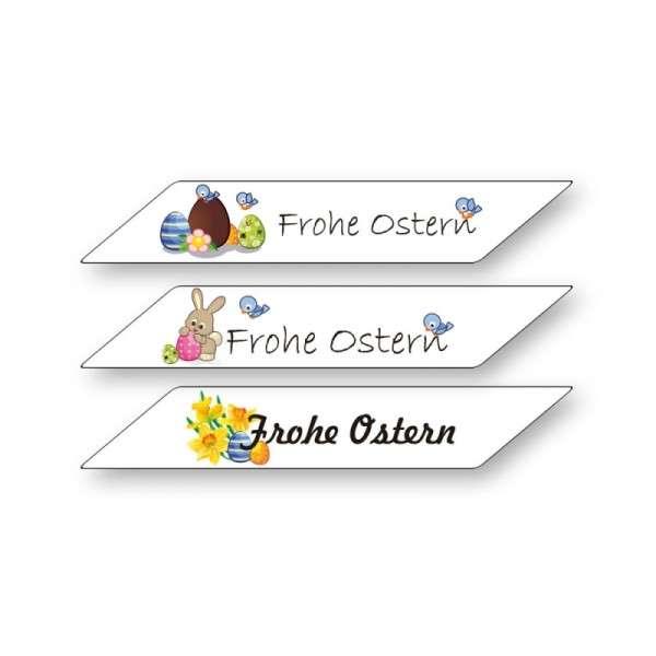 """Schriftzüge Raute """"Ostern"""""""
