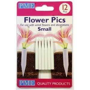 Blumenpicks klein 12 Stück