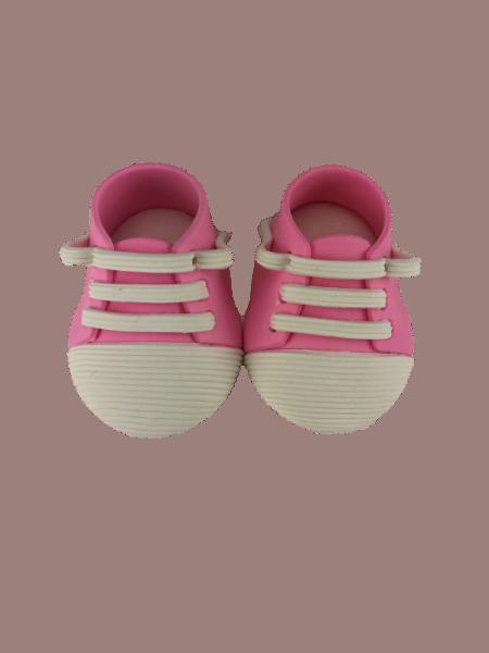 Babyschuhe Pink 1 Paar