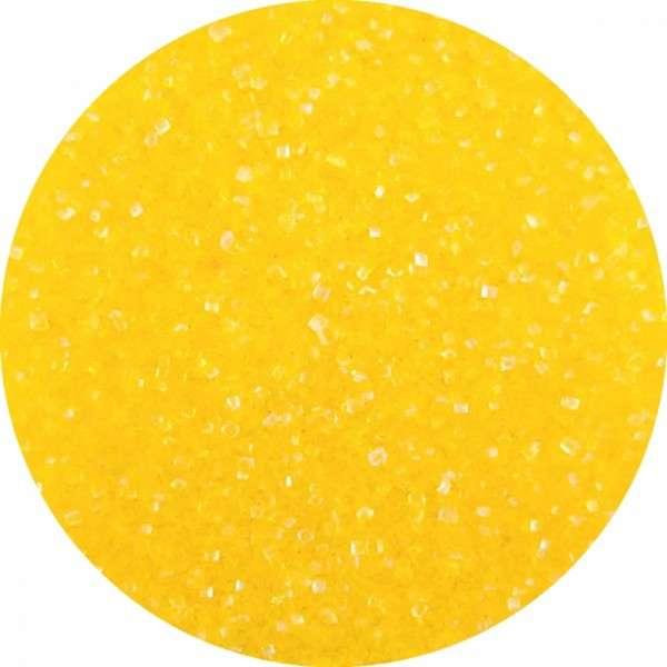 Kristallzucker Gelb 1000g