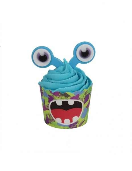 Cup Kit Alien- Monster