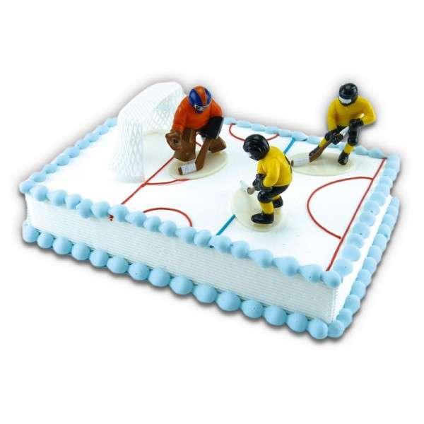 Tortendeko Eishockey