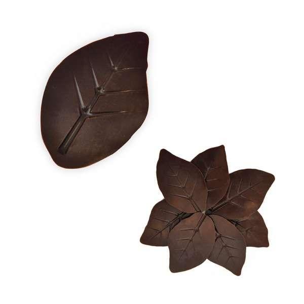 Schokoladen Blätter